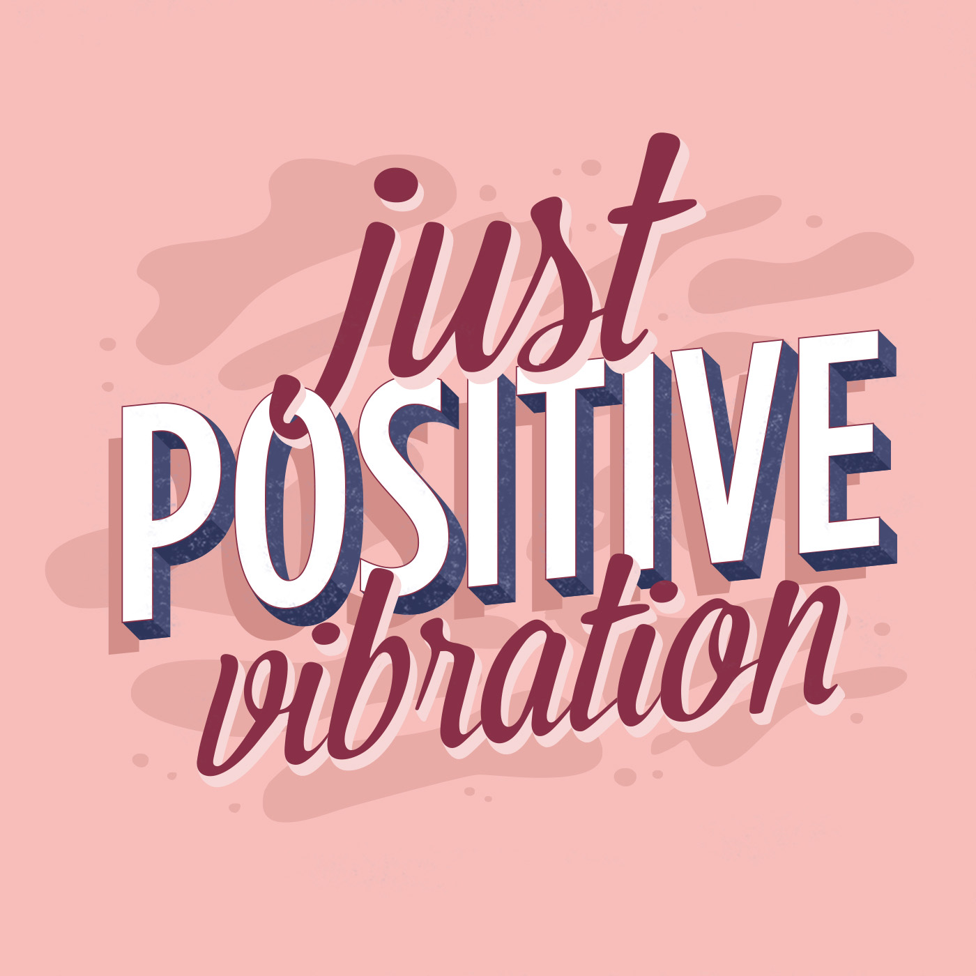 just positive vibration SOSTITUIRE